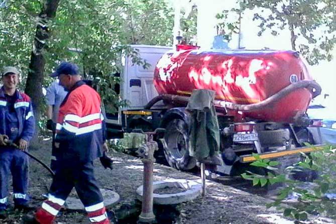 Капремонт водопровода в Тольятти: Прогнозируется снижение качества воды с 22 по 26 июля 2019 года