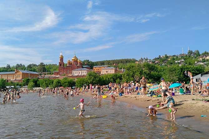 Список мест, разрешенных и запрещенных для купания в Тольятти в 2019 году