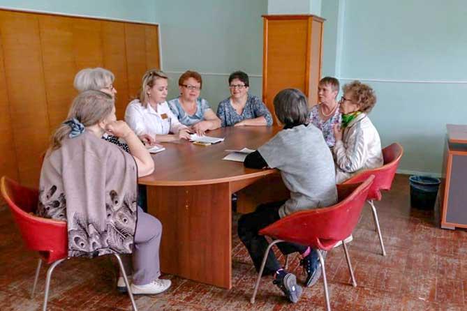 Жителей Тольятти «серебряного возраста» приглашают на психологические тренинги в поликлинику