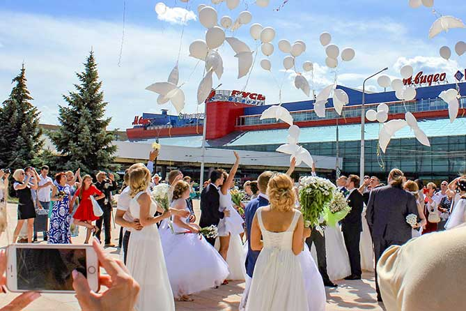 C 8 по 14 июля 2019 года в Тольятти пройдет культурно-развлекательная программа