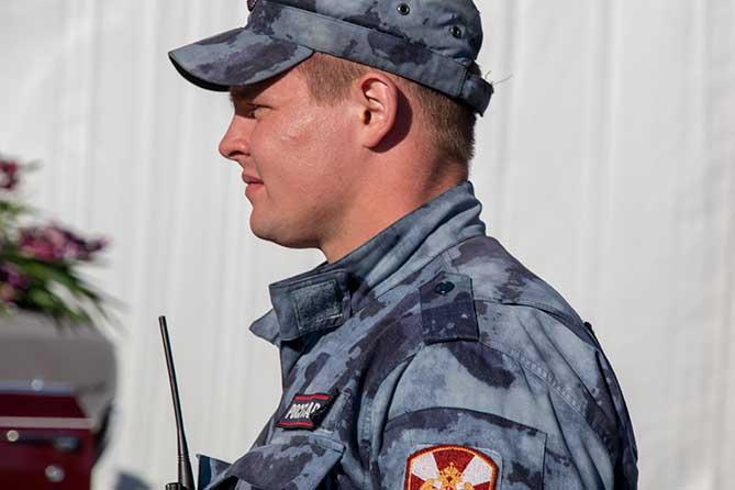 В Федеральном розыске: На Московском проспекте Тольятти задержали 46-летнего мужчину