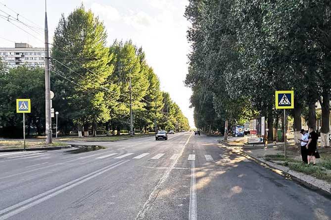 В Тольятти на улице Дзержинского пострадал 7-летний мальчик: Водитель скрылся с места ДТП