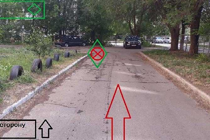 В Тольятти на улице Победы водитель автомобиля сбил 16-летнюю девочку и скрылся с места происшествия