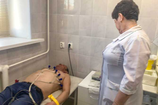Жители Тольятти могут бесплатно пройти медицинское обследование 13 июля 2019 года
