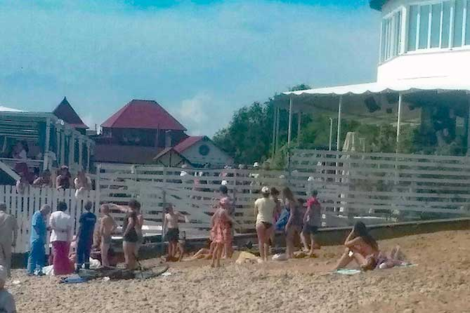 Утонул 14-летний подросток у пляжа в Автозаводском районе: Обстоятельства случившегося устанавливают