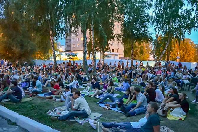 Список фильмов: Фестиваль уличного кино в Тольятти пройдет 25 июля 2019 года