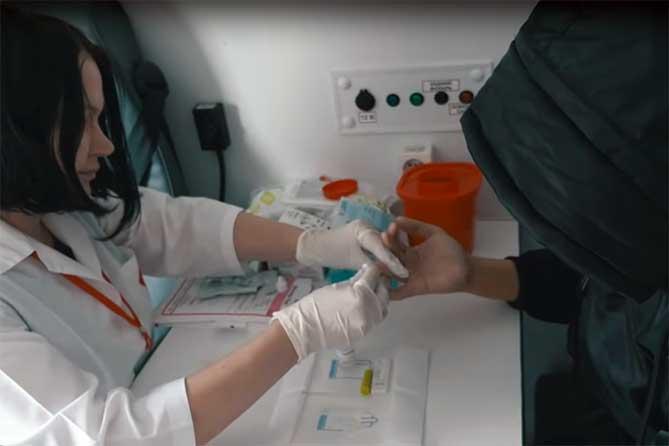 Тольяттинцы возраста 35-45 лет все чаще заражаются ВИЧ-инфекцией