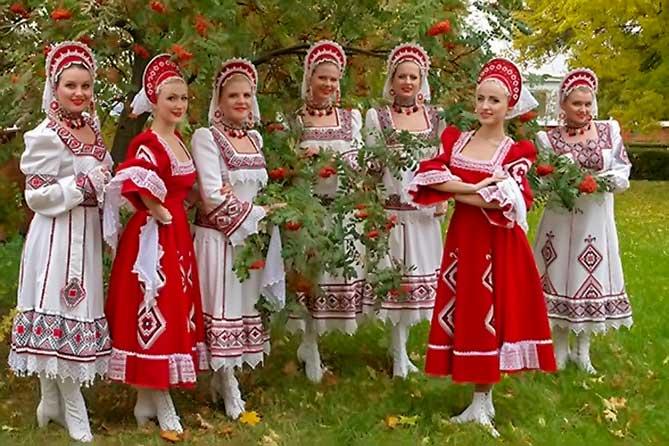 Ансамбль «Воронежские девчата» в Тольятти 28 сентября 2019 года
