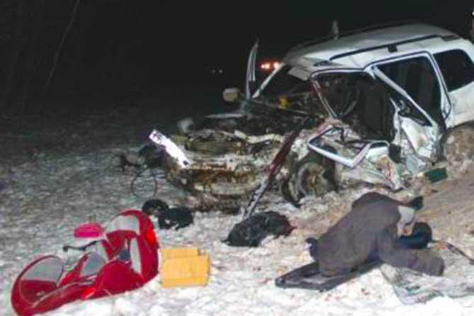 На дороге Тольятти – Ташелка погибли супруги, ребенок стал инвалидом: И только сейчас ищут свидетелей