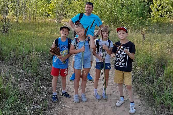 Знаменитые четверняшки из Тольятти: Прошло 10 лет!