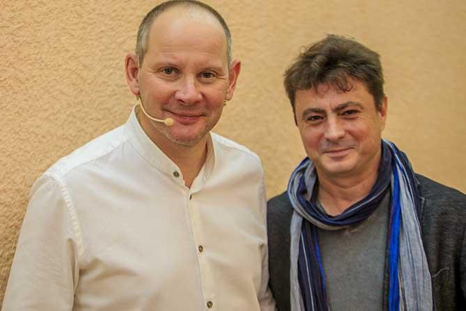 Даниил Спиваковский и Евгений Борец в Тольятти: Ничего плохого, кроме хорошего, не произойдет