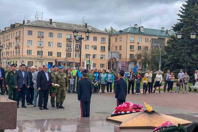В Тольятти отметили День Воздушно-десантных войск