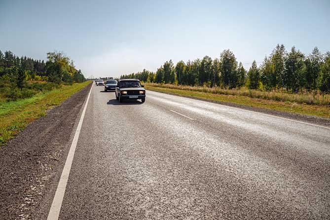 Комиссия Росавтодора проинспектировала ряд дорожных объектов Тольятти 24 августа 2019 года