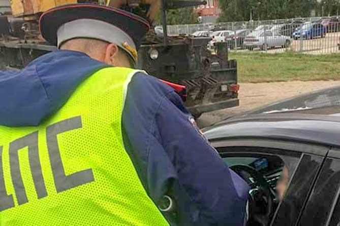 В Тольятти полицейские остановили автомобиль: Пассажир заключен под стражу