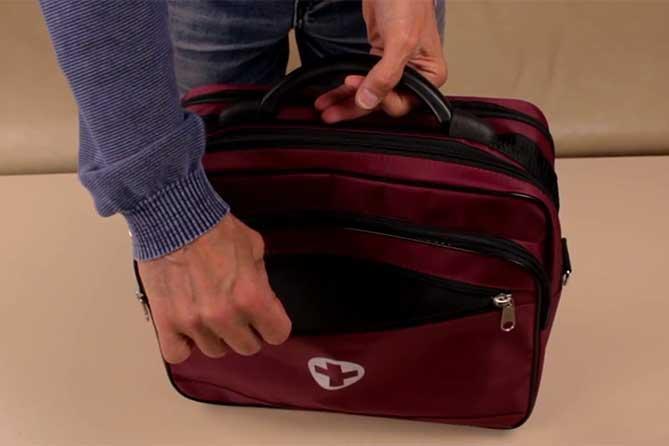 Криминальная история с чемоданчиком в Тольятти