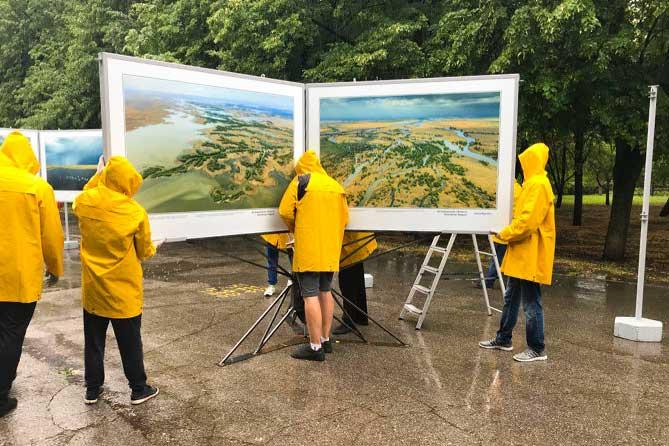 В Тольятти 4 августа 2019 года пройдет концертная программа, посвященная уникальной фотовыставке под открытым небом