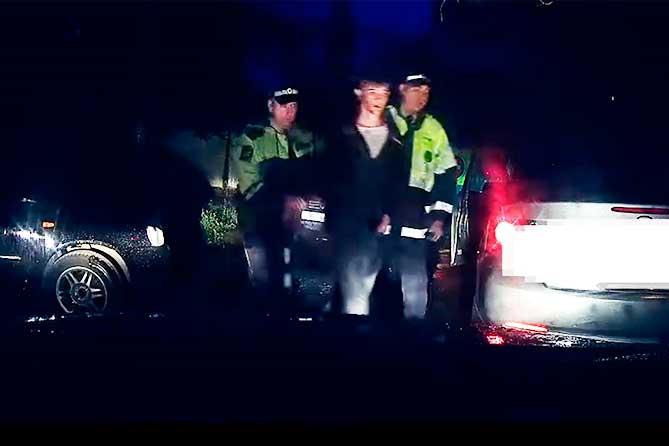 В Тольятти задержан 17-летний молодой человек, управлявший автомобилем в нетрезвом состоянии и без водительских прав
