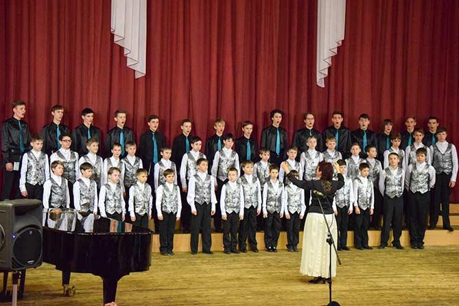 Тольяттинские хоры 1 сентября 2019 года выступят в Санкт-Петербурге
