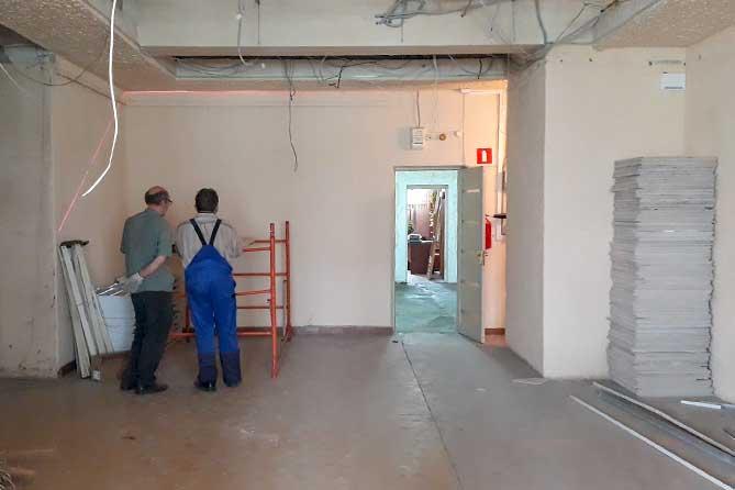 В Тольяттинском краеведческом музее начался капитальный ремонт здания