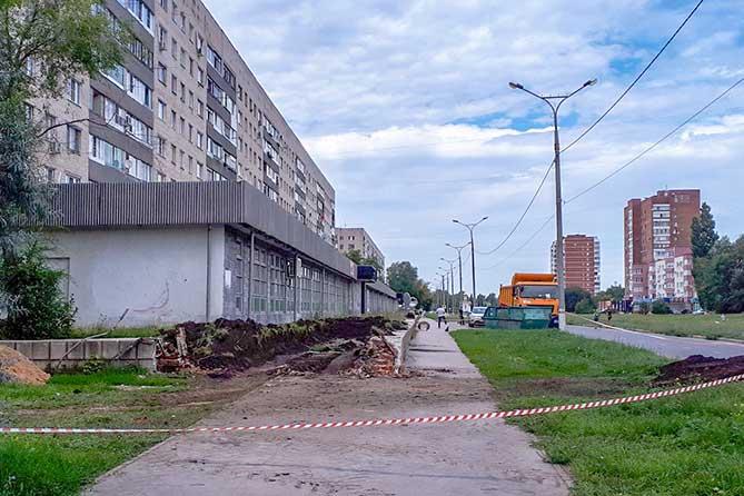 В Тольяттинском краеведческом музее полным ходом идет капитальный ремонт