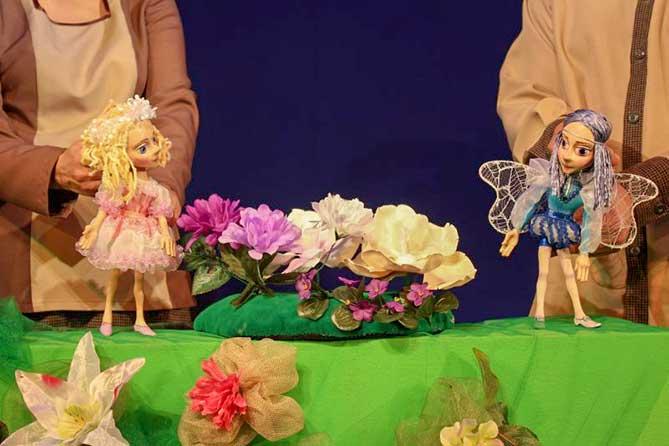 Вечная сказка про самую крошечную девочку показана в Тольятти