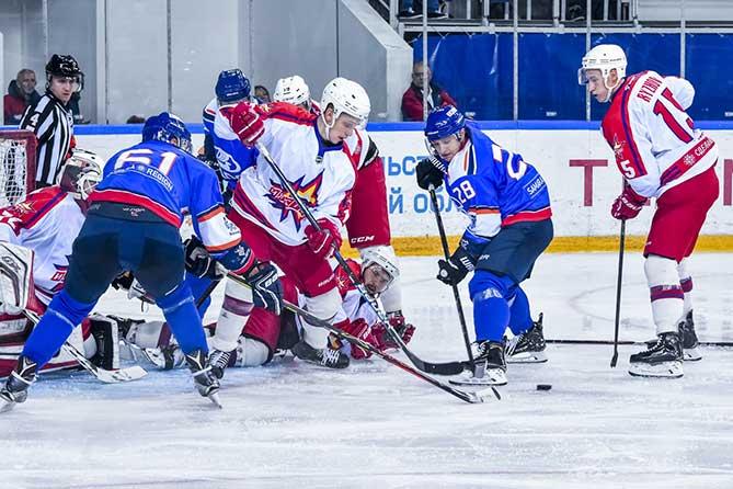 В Тольятти проходит традиционный турнир по хоккею «Кубок LADA» 2019