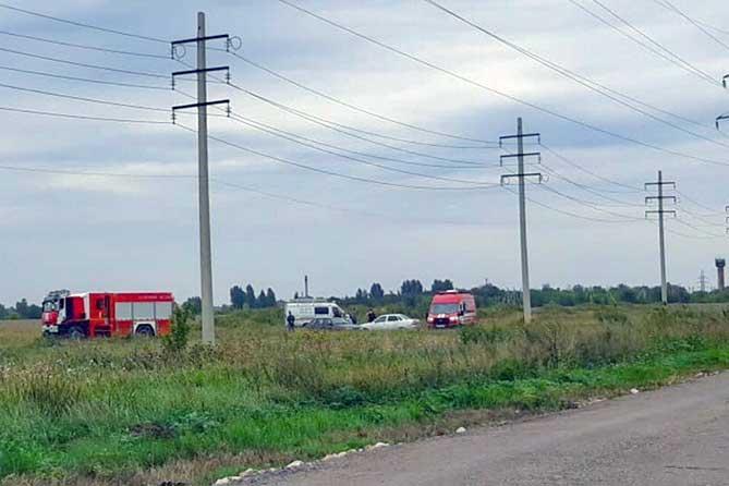 Под Тольятти при жесткой посадке самолета погиб человек 18 августа 2019 года