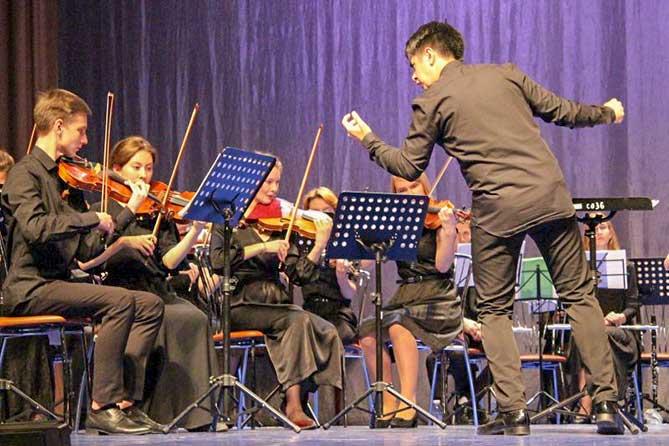 Молодежный симфонический оркестр Поволжья подарит музыку Чебоксарам, Ульяновску и Самаре