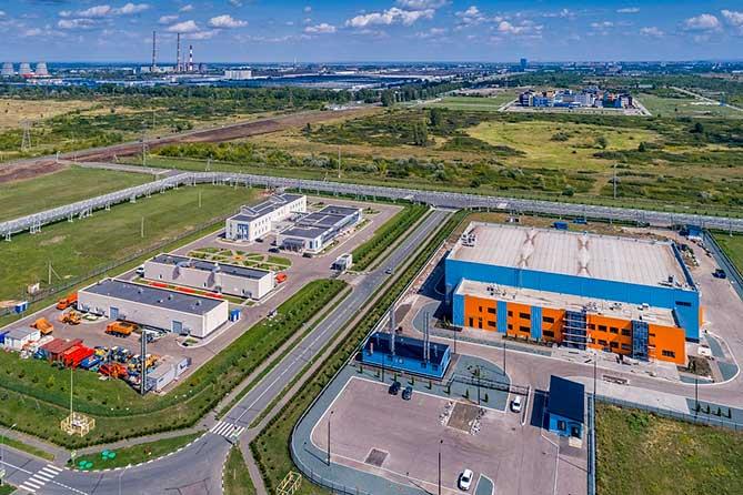 ОЭЗ «Тольятти» стала индустриальным парком