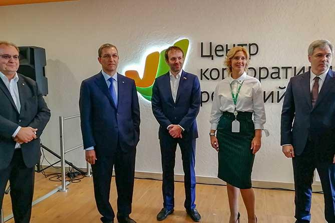 Сбербанк открыл вторую очередь Центра корпоративных решений в Тольятти: Создано еще 600 рабочих мест