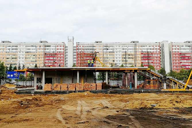 Сквер и выставочный зал в честь 50-летия АВТОВАЗа приобретают очертания