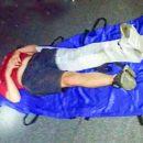 Вечером в Тольятти подростка эвакуировали с крыши: Обезболили и наложили три шины