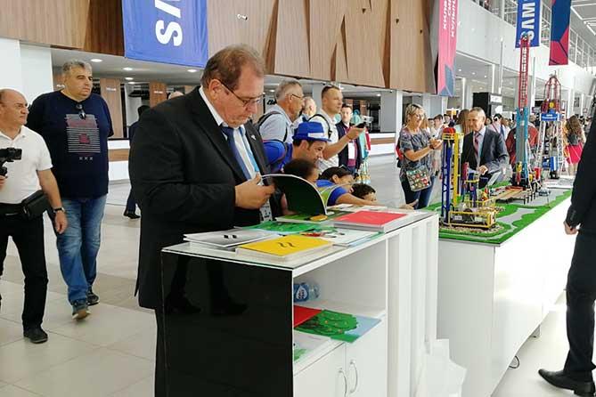 В мировом чемпионате профмастерства World Skills 2019 принимает участие студентка тольяттинского колледжа