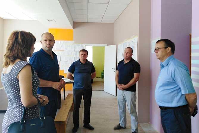 Строящаяся детская поликлиника на территории Медгородка в Тольятти отвечает современным требованиям