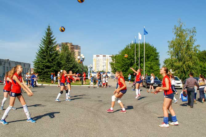 В Тольятти 10 августа 2019 года состоится праздничное мероприятие, посвященное Всероссийскому Дню физкультурника