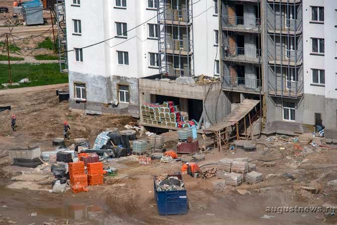 Строительство в Тольятти: Стоит ли ждать каких-либо изменений в лучшую сторону