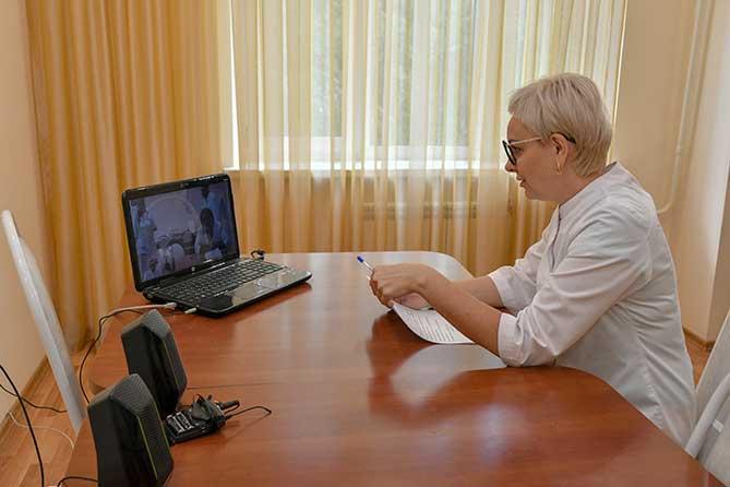 В Самарской области телемедицинские консультации внедрены в работу поликлинического звена