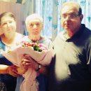 Поздравляем с 90-летием Валентину Ивановну