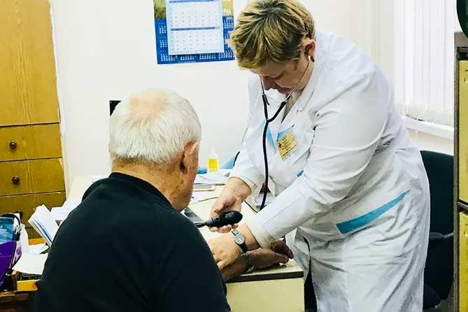 Жителей Тольятти старшего возраста приглашают на бесплатное обследование своего здоровья 17 августа 2019 года