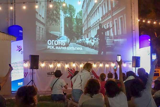 В Тольятти оценили фильмы Всемирного фестиваля уличного кино 2019