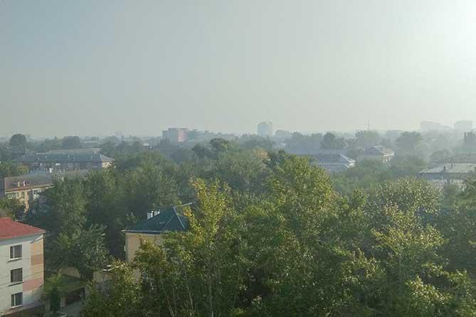 В Тольятти ожидаются неблагоприятные метеорологические условия 16 и 17 августа 2019 года