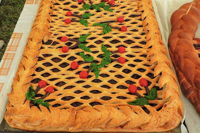 конкурсный пирог