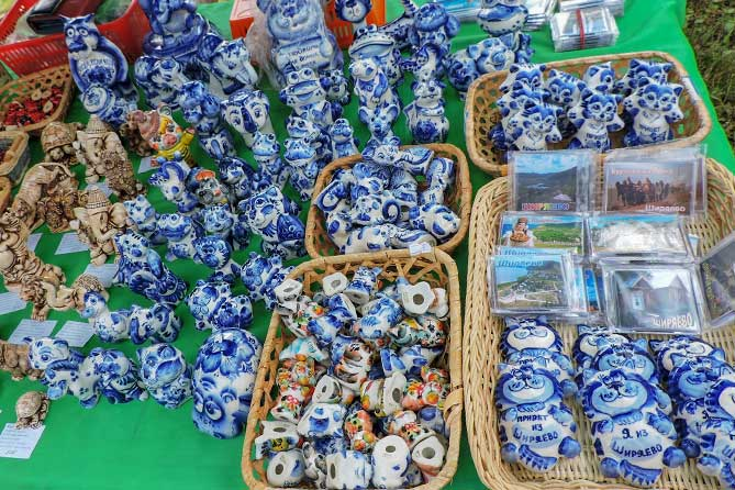 красивые сувениры из ширяево