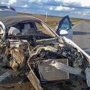 Под Тольятти столкнулись три автомобиля: Пострадала девушка 15 сентября 2019 года