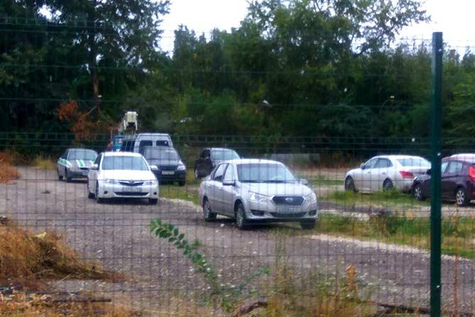 Житель Тольятти незаконно превратил участок площадью 2 095 квадратных метров в автостоянку