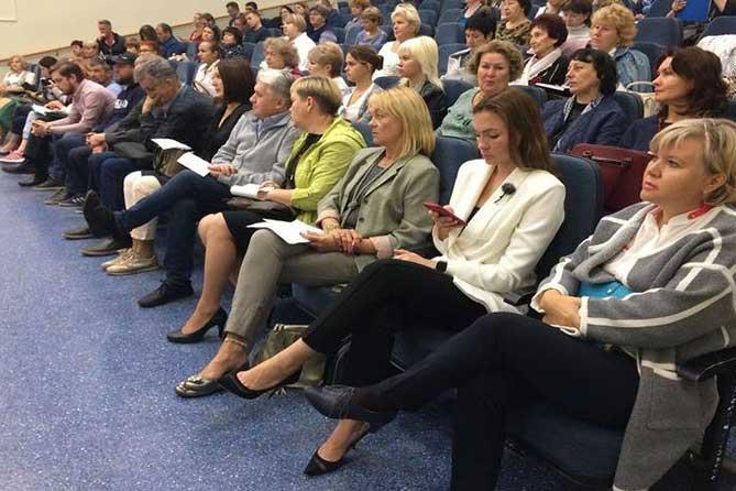 Мы все являемся жителями Тольятти и заинтересованы решать проблему экологии вместе