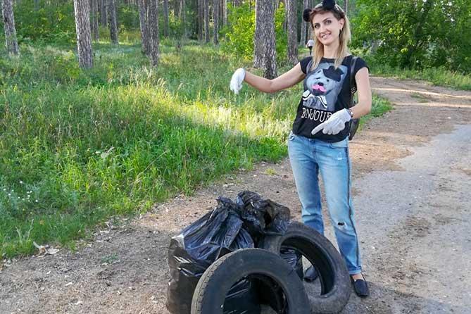 Итоги акции «Чистый лес» 2019: Победителями и обладателями велосипедов стали шестеро тольяттинцев