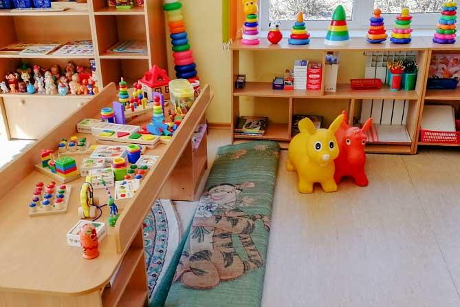 Необходимо срочно изыскать средства для центра, работающего с особенными детьми в Тольятти