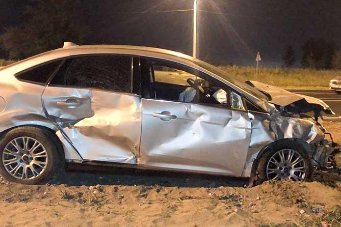 В Тольятти в ДТП на Обводном шоссе погиб 28-летний водитель автомобиля