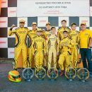 Картинговая команда LADA Sport ROSNEFT завершила сезон на финальном этапе Чемпионата и Первенства России на высокой ноте